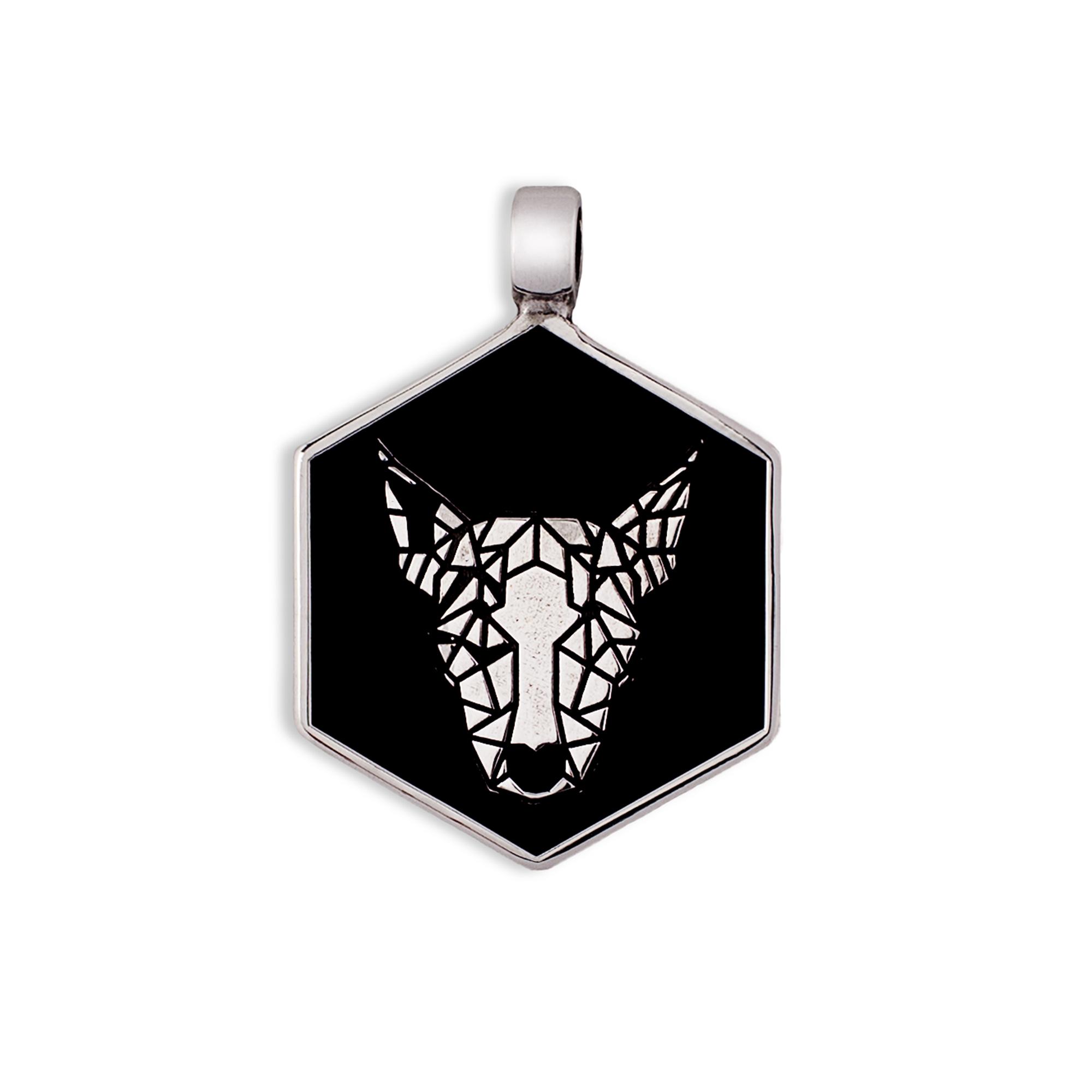 Medaglietta Argento Bull Terrier